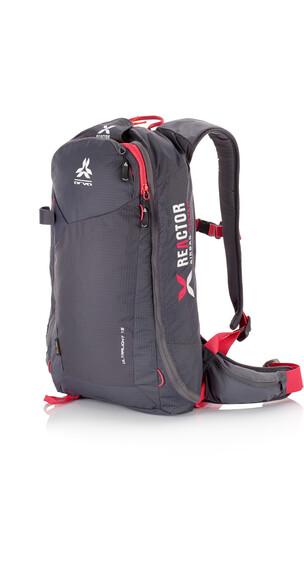 Arva Ultralight Airbag Reactor 15 Backpack Grey/Pink